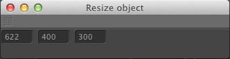 resizeObject